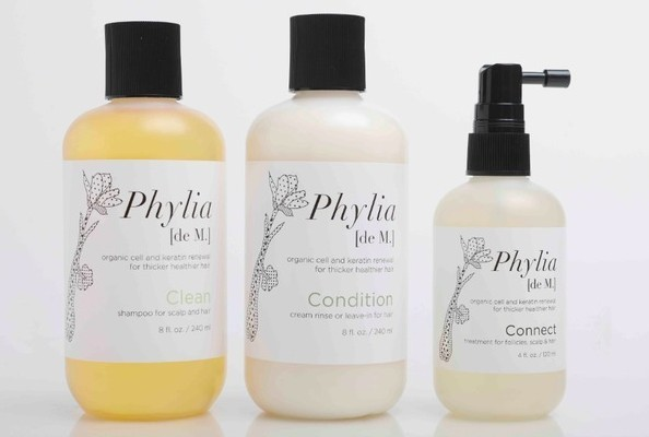 Current Obsession: Phylia de M. Hair System
