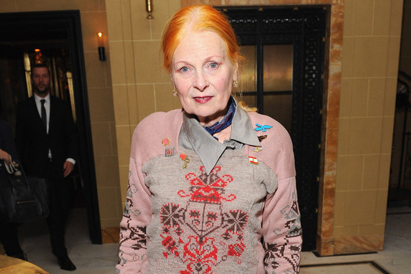 Vivienne Westwood to Give Virgin Atlantic's Staff Makeovers