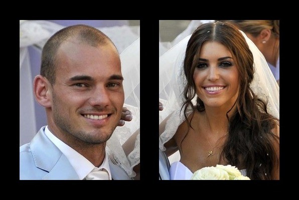 Wesley Sneijder Dating History