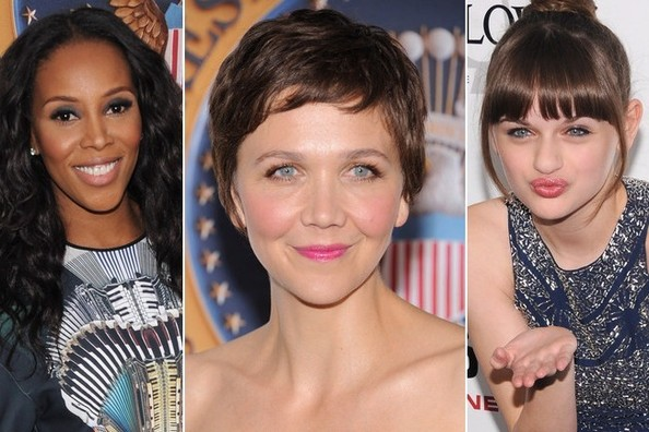 Who Had the Best Hair & Beauty Look at the 'White House Down' Premiere? Vote!