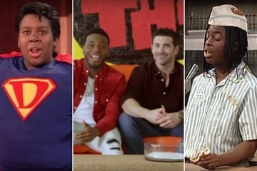 '90s Nickelodeon Program 'The Splat' Is Getting an 'All That' Reunion