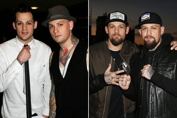 joel and benji madden then and now emo hotties zimbio