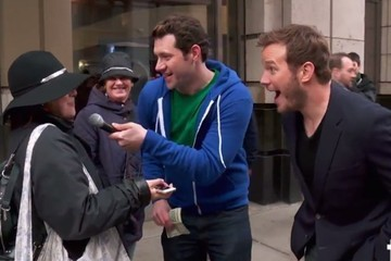 New Yorkers Have No Clue Who Chris Pratt Is