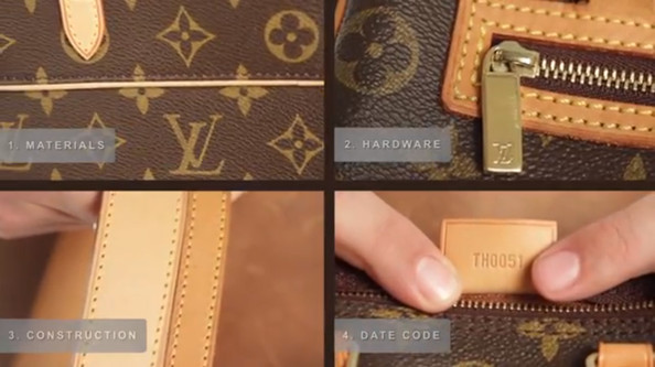 How To Tell If Your Louis Vuitton Is Authentic Video