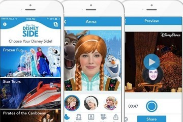 Turn Yourself Into a Disney Character in Less Than 30 Seconds