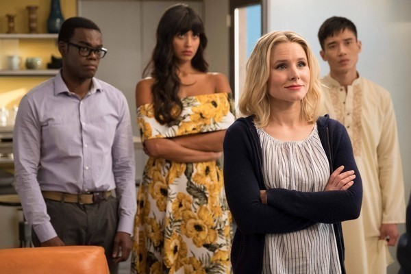 "Son Of A Bench, ""The Good Place"" Season 2 Is Finally On Netflix"