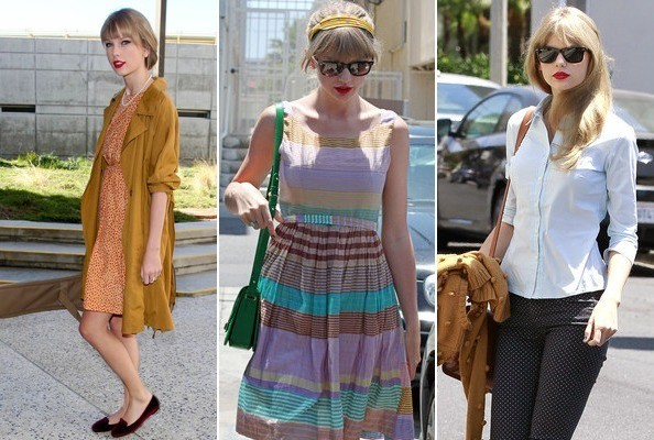 Style Crush: Taylor Swift