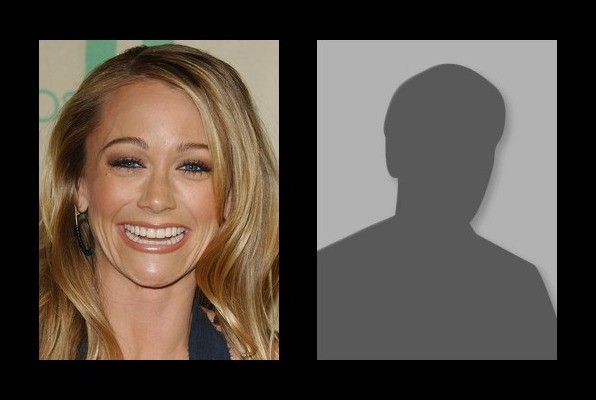 Christine Taylor was engaged to Jason Bloom