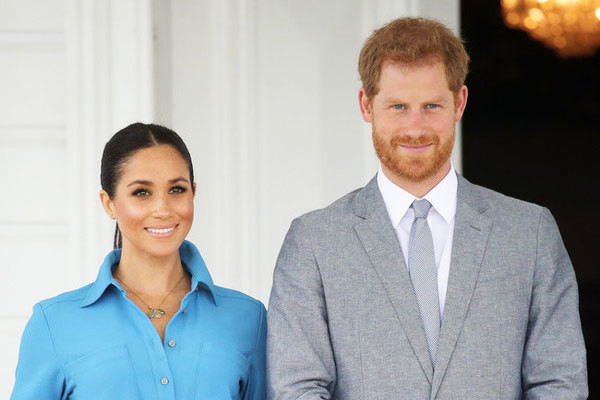 Prince Harry And Meghan Markle Are Moving Out Of Kensington Palace