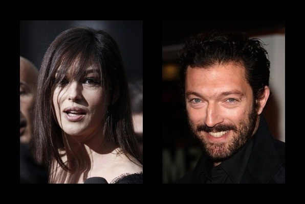 Monica Bellucci is dating Vincent Cassel - Monica Bellucci ... Monica Bellucci Boyfriend 2016
