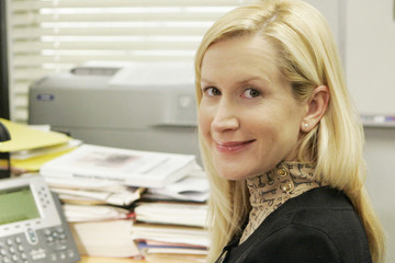 'The Office's Angela Kinsey on Her New Baking Show, Cast Reunions, and That Mysterious Revival
