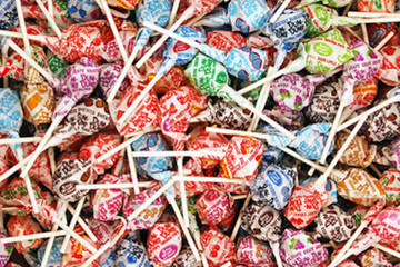 Can You Guess the Flavors of Unwrapped Dum-Dums?