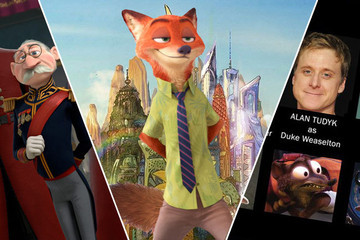 New 'Zootopia' Pictures Include an Unexpected 'Frozen' Easter Egg