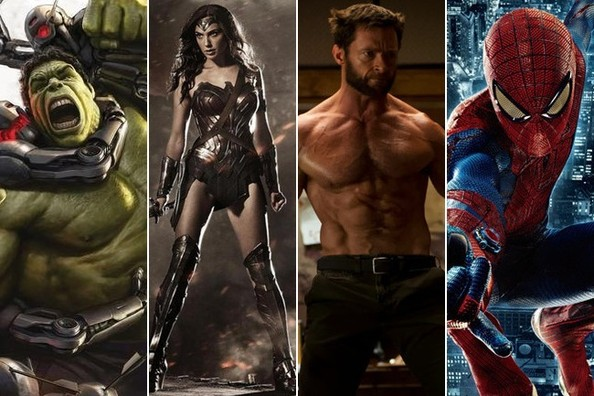 Every Comic Book Movie Scheduled Through 2020