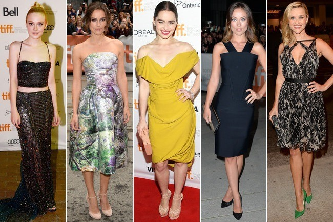 Vote! Who Was the Best Dressed at the Toronto Film Festival This Weekend?
