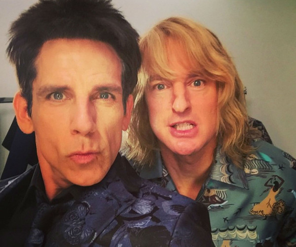 Ben Stiller & Owen Wilson - Actors Who Always Work ...