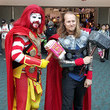 Ronald McThor and Regular Thor