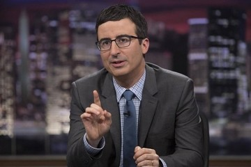John Oliver's Profanity-Laced Response to the Paris Attacks Is What We're All Thinking