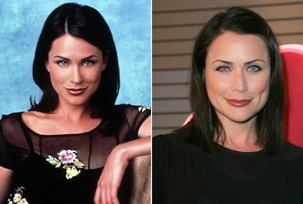 Rena Sofer on melrose place
