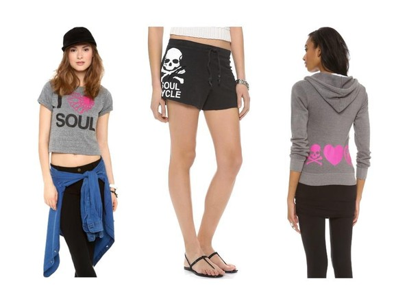 SoulCycle Teams Up with Shopbop