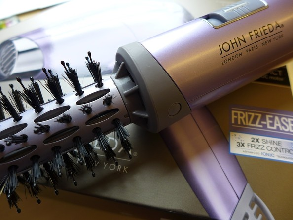 These John Frieda Frizz-Ease Styling Tools By Conair Are Total Game-Changers