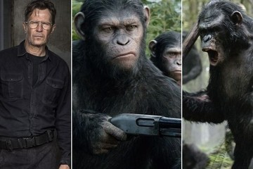 10 New Pictures from 'Dawn of the Planet of the Apes'