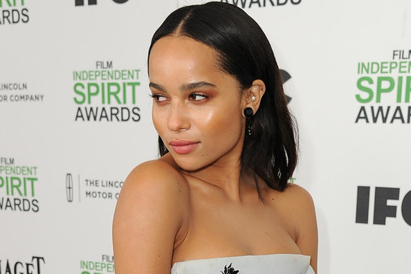 Thursday Hair Inspiration: Zoe Kravitz