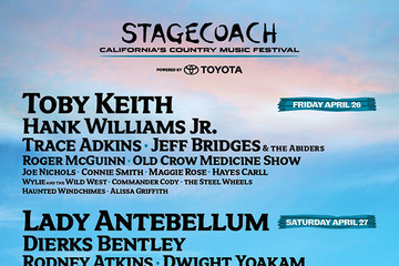 Stagecoach Festival 2013: Full Lineup, Top Picks