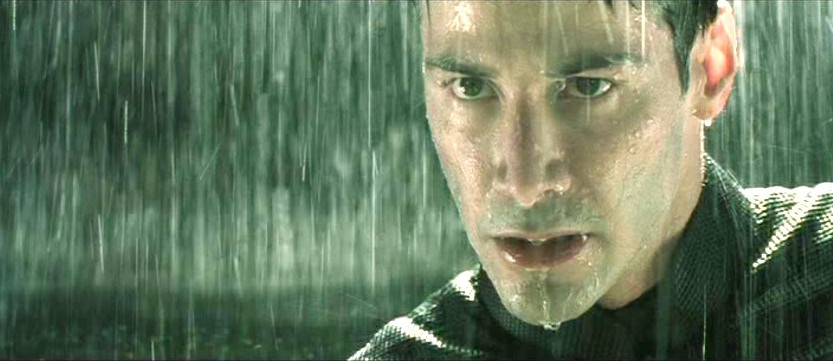 Disclaimer: Image of Keanu in the rain is not actually from Rain. It's from The Matrix Revolutions. We just thought it was a cool rain-related photo. (Warner Brothers)