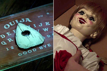 Which Freaks You Out More: The Doll from 'Annabelle' or the Ouija Board from 'Ouija'?