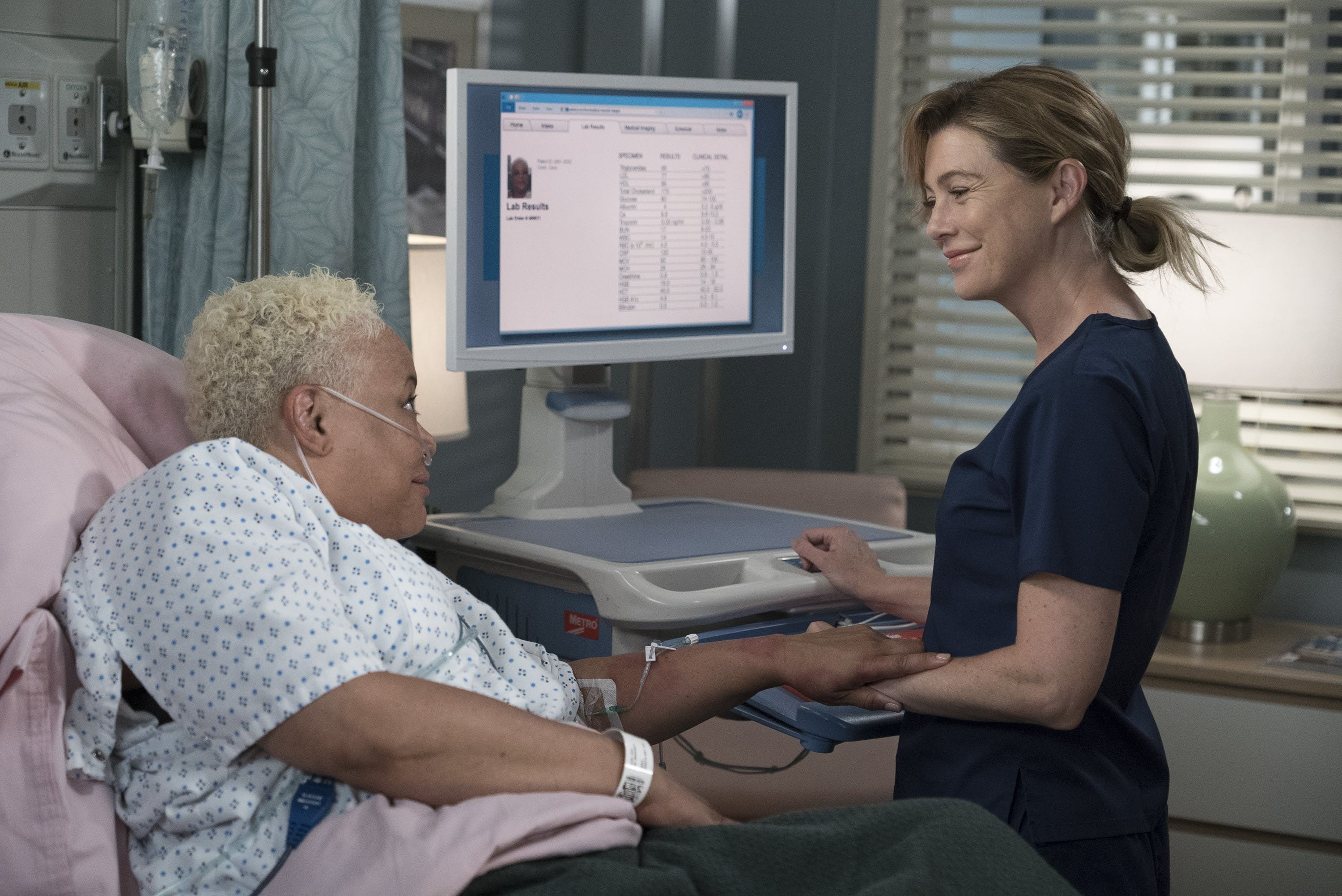 'Grey's Anatomy' Enlists Josh Radnor As Meredith's Possible McBoyfriend
