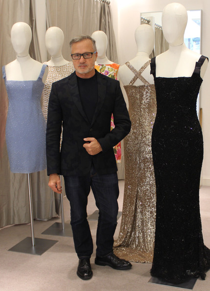 'Diana' Designer Jacques Azagury Talks Princess Di, Kate Middleton, and Regal Elegance