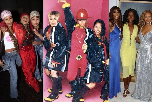 Where Are They Now - '90s R&B Girl Groups