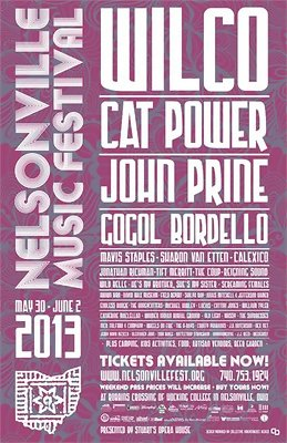 Nelsonville Music Festival 2013: Cat Power, Wilco, and More Take Ohio