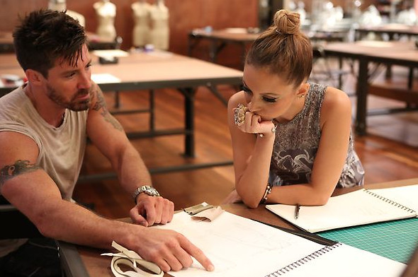 'Fashion Star' Season 2, Episode 1 Recap - 'Showstoppers'