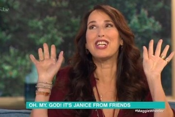 Janice from 'Friends' Apparently Still Does the Janice Voice All the Time