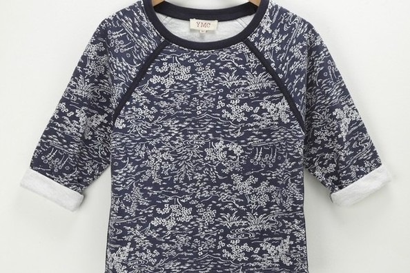 StyleBistro STUFF: YMC's Fancy-ish Sweatshirt
