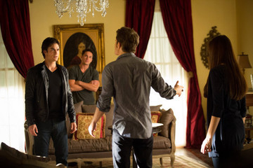 'The Vampire Diaries' New Photos - A 'Killer' Alliance