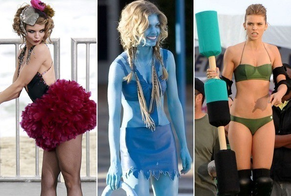 AnnaLynne McCord's Craziest '90210' Costumes