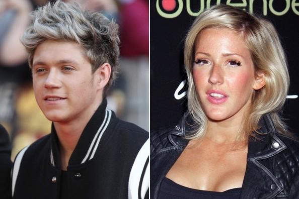 Are Niall Horan And Ellie Goulding A Thing Pop Gossip Zimbio