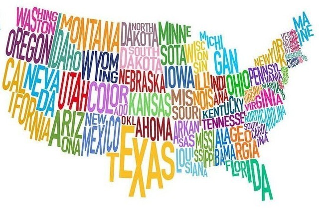 Fifty States Quiz on
