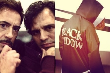 Mark Ruffalo Got In Trouble for Tweeting 'Avengers 2' Set Pics (But RDJ Didn't)
