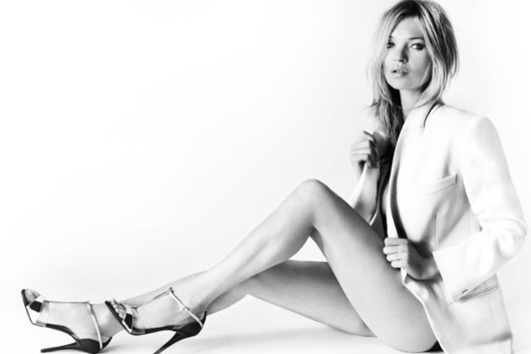 Look Who's Starring in Stuart Weitzman's Spring Campaign