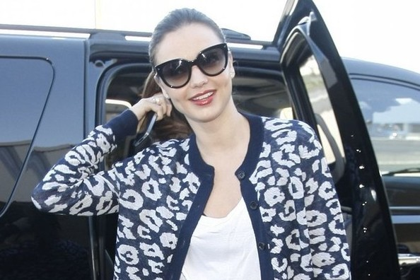 Miranda Kerr's Latest Outfit Idea to Steal