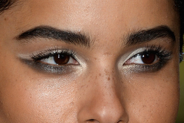 Is This The Next Trend In Eye Makeup?
