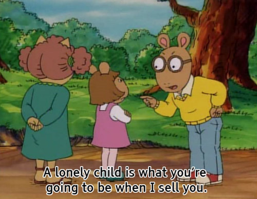Don't Mess With Arthur