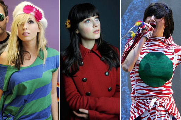 The Women of Indie Rock