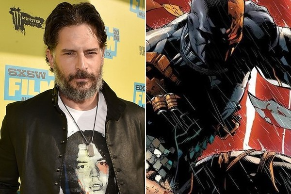 Joe Manganiello Will Play Batman Villain Deadshot!
