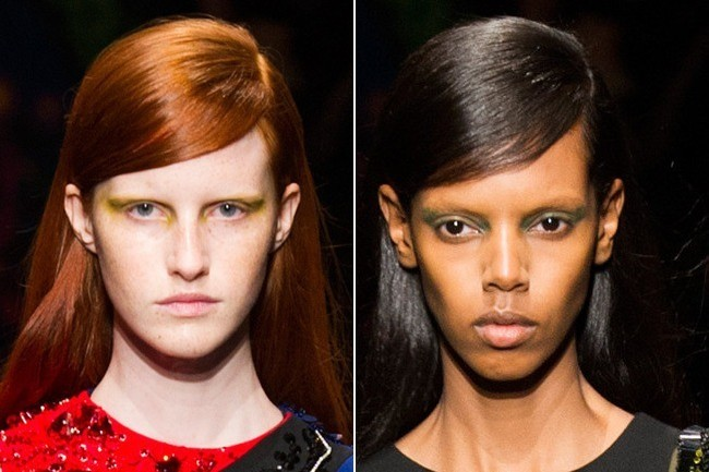 Spring Hair Trend: Side Parts