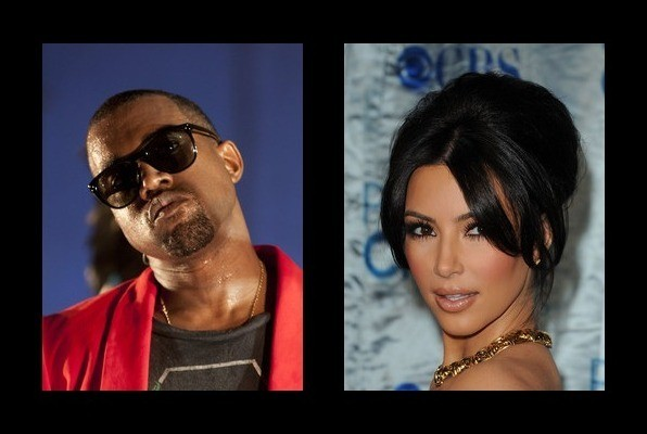 Kanye West is married to Kim Kardashian